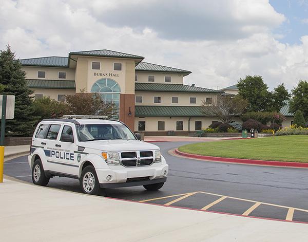 Police & College Safety   NorthWest Arkansas Community College