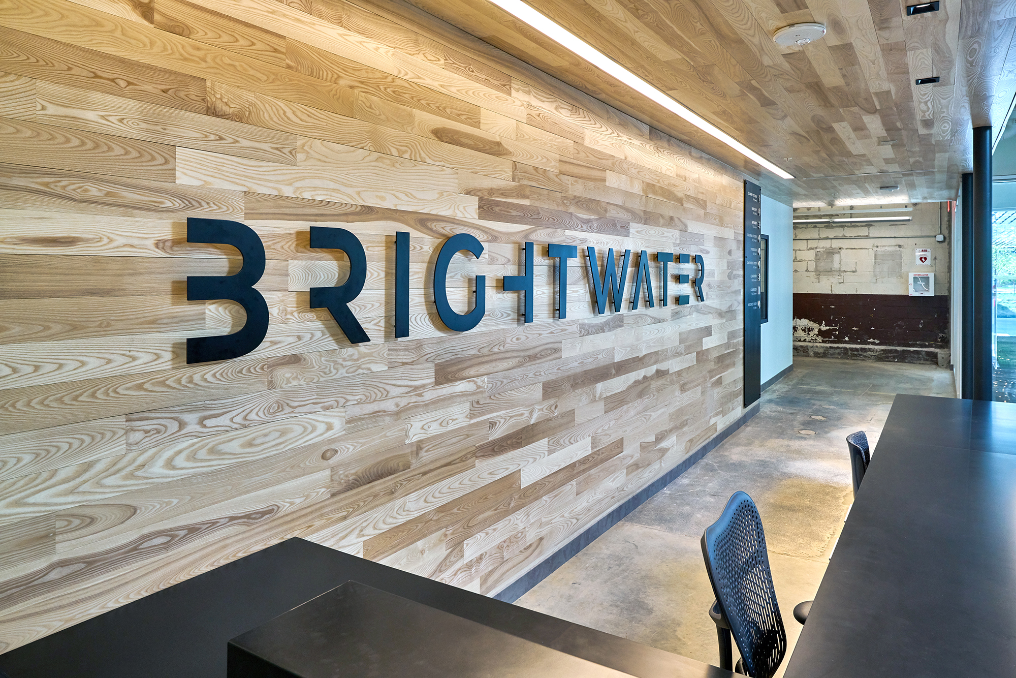 Brightwater location