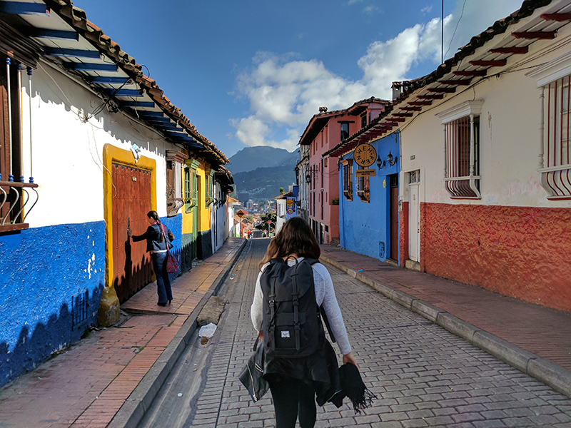 study abroad colombia