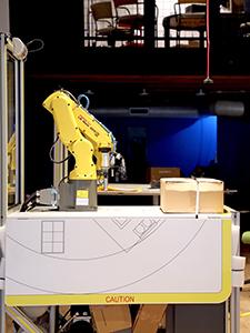 FANUC Robotics Training Courses | NorthWest Arkansas Community College